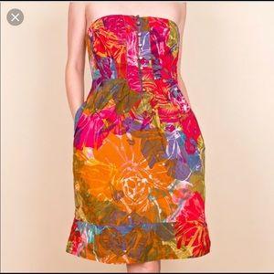 Anthropologie Moulinette Soeurs | floral dress